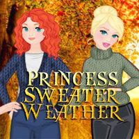 Princess Sweater Weather