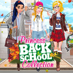 Princess Back To School Collection