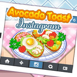 Avocado Toast Instagram