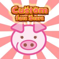 Custom Face Score