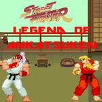 Street Fighter Legend Of Ank At Suken