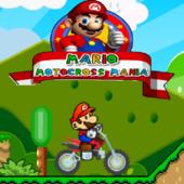 Mario Motocross Mania