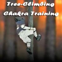 Tree-Climbing Chakra Training