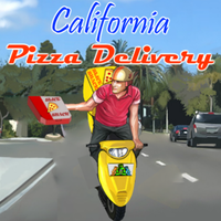 California Pizza Delivery