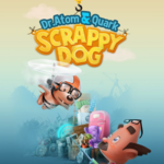 Dr. Atom & Quark Scrappy Dog