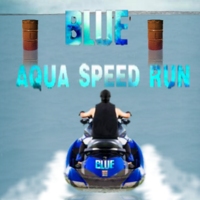 Blue Aqua Speed Run