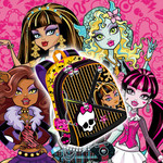 Monster High Backpack Design