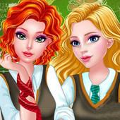 Princesses At Royal College