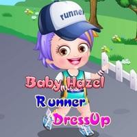 Baby Hazel Runner Dressup