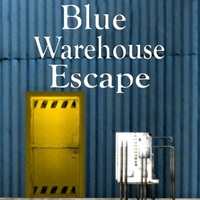 Blue Warehouse Escape