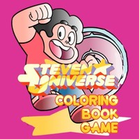 Steven Universe Coloring Book Game