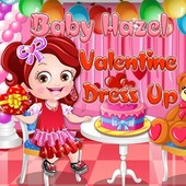 Baby Hazel Valentine Dress Up