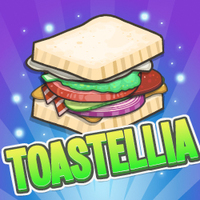 ألعاب اونلاين مجانية, Toastellia is one of the Restaurant Games that you can play on UGameZone.com for free. Toastellia: welcome to your new toastie cafe. Can you keep up with all of your customers and their orders? You can collect new ingredients and decorations like stickers while you work to make your business a success in this simulation game.
