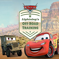 Lightning's Off-Road Training