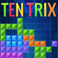 Ten Trix,Ten Trix is one of the Colored Blocks Games that you can play on UGameZone.com for free. Ten Trix is easy to play and a pleasurable game for all ages! Simply drag the blocks and fill up all colored grids. Enjoy and have fun!