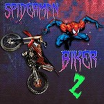 Spiderman Biker 2