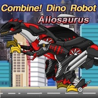 Combine! Dino Robot Allosaurus