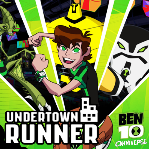 Ben 10 Omniverse Undertown Runner