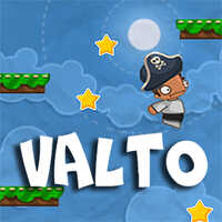 Valto,Valto is one of the Jumping Games that you can play on UGameZone.com for free. The young sailor had a dream, and it was very exciting. He could jump very high, and avoid spikes to collect stars as many as possible! Try your best to score higher!