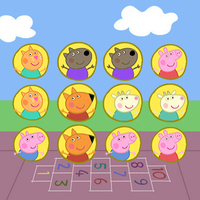 Popularne darmowe gry,Peppa Pig Memory Game is one of the Memory Games that you can play on UGameZone.com for free. Use your memory skill to match all the same cards and play with Peppa Pig! Time flies, are you beginning? Match the cards and get lucky! Remember who's hiding where whilst trying to beat the clock in this fun-filled Peppa Pig memory game! Enjoy and have fun!