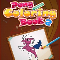 Tendances des jeux,Pony Coloring Book 2 is one of the Coloring Games that you can play on UGameZone.com for free. Hi, kids! Do you like My Little Pony? In this game, you can give these ponies different lookings with your brush. Use mouse to play the game. Have fun!