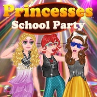 Princesses School Party