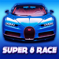 Популярные бесплатные игры,Super 8 Race is one of the racing games that you can play on UGameZone.com for free. You can play Super 8 Race in your browser for free. Do you want exciting racing? Now let's start the game! Try to run as fast as you can. There are 4 levels for you to challenge. Can you win all the levels and become the champion? Have a try!