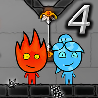 Melhores Jogos Gratis,Fireboy And Watergirl In The Crystal Temple is one of the adventure games that you can play on UGameZone.com for free. Are you wondering what the elemental duo is up to this time? Follow your curiosity and jump into the 4th game of the series to find out the answer! With a full collection of new levels and puzzles you've never seen before, Fireboy and Water Girl 4: the Crystal Temple will challenge your reflexes and problem-solving skills. Let's get started!