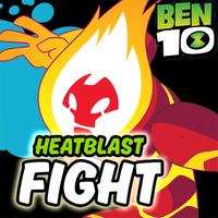 Ben 10 Heatblast Fight