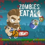 Zombies Eat All