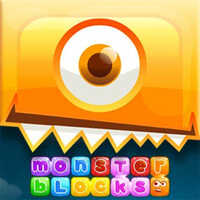 Monster Blocks,Monster Blocks is one of the Tetris Games that you can play on UGameZone.com for free. Can you match up these pairs of monsters with their creepy counterparts? If you can connect three or more of them you can eliminate them from the board in this puzzle game. Enjoy and have fun!
