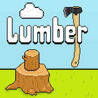 Lumber,Lumber is one of the Tap Games that you can play on UGameZone.com for free. It is a simple game with only 2 rules. First, split as much lumber as possible in a set time. Second, don't kill the cute little bird! It is a game testing your speed and reflex as well. Be careful and enjoy this game!
