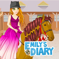 Tendencias de los juegos,Emily's Diary Horse Riding is one of the dress up games that you can play on UGameZone.com com for free. This young rider is taking her horse for a canter in the countryside! Get them both dressed up and looking fabulous in this browser game made for girls. Rider clothes will make this young lady look great! Horse Riding!