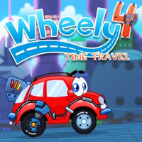 Permainan Baru Terbaik,Wheely 4 is one of the Wheely Games that you can play on UGameZone.com for free.  Help Wheely travel through time by getting to the red flag. Click on Wheely to make him move, and click on other things to clear his path. Can you find the wheel and a little car at each level?