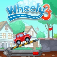 Permainan Baru Terbaik,Wheely 3 is a Puzzle game. You can play Wheely 3 in your browser for free. Wheely is back! In the third sequel of the cute physics-based point and click style game you have to help the cute Beetle car to get a new pair of wheels for his wifey. Find clues and unravel all puzzles to be able to progress Wheely 3.