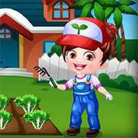 Baby Hazel Gardener Dress Up
