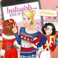 Popular Free Games,Instagirls Christmas Dress Up is one of the Dress Up Games that you can play on UGameZone.com for free. Christmas is back in town! And the Instagirls are dressing up in fashion! Choose your girl, select your Christmas clothes and create the perfect X-Mas outfit!