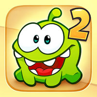 Best New Games,Cut the Rope 2 is one of the Physics Games that you can play on UGameZone.com for free. SWEET! Om Nom's shenanigans continue in Cut the Rope 2 with new characters, fresh gameplay elements and tricky missions, candy collecting has never been so fun! The game brings fresh challenges and unanticipated obstacles to the candy crunching, physics-based phenomenon that has delighted millions of players around the world!