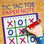 Tic Tac Toe: Paper Note 2