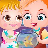 Baby Hazel Goldfish