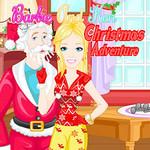 Barbie And Ken Christmas Adventure