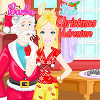 Barbie And Ken Christmas Adventure