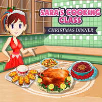Sara's Cooking Class Christmas Dinner