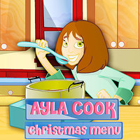 Ayla Cook: Christmas Menu