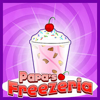 Oyun Trendleri,Papa's Freezeria is one of the Restaurant Games that you can play on UGameZone.com for free. Help Alberto and Penny run a frozen dessert shop! Take customer's intricate orders, and work at every station in the shop. Follow orders carefully, and mix all types of delicious ingredients. Assemble the order correctly and quickly to earn bonus cash!