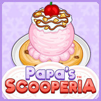 แนวโน้มเกม,Papa's Scooperia is one of the Restaurant Games that you can play on UGameZone.com for free. Papa's Scooperia is a fantastic restaurant management game in the Papa Louie series from Flip line. In the game, you have to start and manage an ice-cream shop and make kids and adults happy with delicious ice-creams.