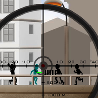 Best New Giochi,Tactical Squad is one of the Sniper Games that you can play on UGameZone.com for free. As part of the tactical squad, you are assigned to eliminate the stickman! Armed with a rifle keep track of the number of bullets and time you have. You must react quickly to eliminate the target. Avoid the innocent targets and claim cash rewards for each legitimate target. Use the cash to purchase better rifles.