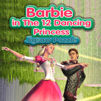 Permainan dalam talian percuma, Barbie In The 12 Dancing Princess Jigsaw Puzzle is one of the Jigsaw Games that you can play on UGameZone.com for free. There are nine beautiful dancing princesses pictures, you can choose the one you like from them, then piece together a complete picture. Enjoy and have fun!
