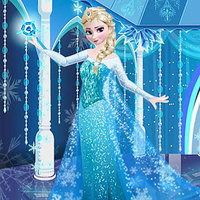 เกมยอดนิยมฟรี,Elsa Prom Dress Up is one of the Dress Up Games that you can play on UGameZone.com for free. A grand ball will be held this evening and Elsa needs your fashion advice because she wants to look fabulous in the prom! Help her! Choose the most beautiful dress and accessories for her!